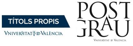 Logo postgrado Universitat de València